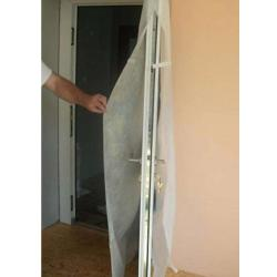 Skyddskappa - 1 x 2,20 m - fleece - för dörrar