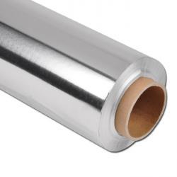 Folia aluminiowa 0,1 mm - czysta folia aluminiowa 99% - 100 Rola długo