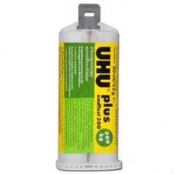 Restposten - UHU 2-Komponenten-Epoxidharzklebstoff - endfest - 50 ml