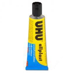 Resztki - UHU żywica klejąca - przezroczysta - 30 g Tube