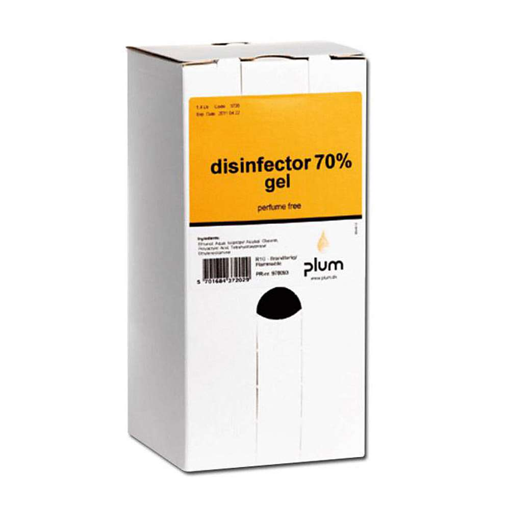 dezynfekcja rąk 70% - Plum - dla przemysłu spożywczego