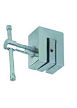 Aufsatz - mit Klammer und Backe - max. Belastung 5 kN - VE 2 Stück