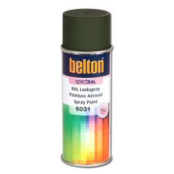 """Lackspray - RAL 6031 - """"Natooliv"""" - Belton SpectRAL - 400 ml Dose"""