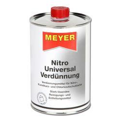 Nitro Universal Thinner - 1 liter