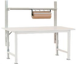 Packing Workbench And Foil Roller
