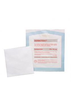 DERMOTEKT® PES - Komprimera - DIN 13152