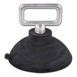 Sugkopp med handtag för diverse laster - gummi - Ø 250 mm