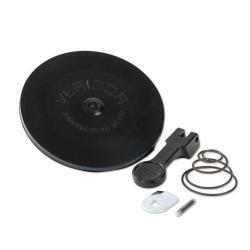 Ersatzgummischeiben-Set - für Veribor® Saugheber - Saugscheibe-ø 120 mm - mit schwarzem Kipphebel