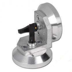 Restposten - Winkelsauger 90° - Ausführung 2 Magneteinheiten - Maße 70 x 70 x 70 mm