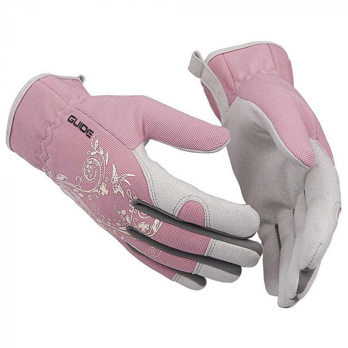 Schutzhandschuhe 5534 Guide PP - Synthetikleder - Größe 07 bis 09 - Preis per Paar