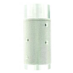 Düsenhalter - Aluminium - für Schlauchinnen-Ø 32  mm - Schlauchaußen-Ø 48 mm - für Kordelgewinde 50 mm - Preis per Stück