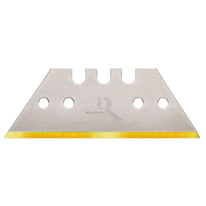 Titantrapez- oder Titanhakenklingen - in Solinger Qualität - Dicke 0,65 mm - große und kleine Ausführung