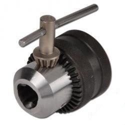 Restposten - Zahnkranzbohrfutter in Präzisionsausführung - Aufnahme B 10 bis B 24 - für Bohr- und Werkzeugmaschinen