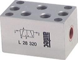 3/2 Way - Pneumatic Impulse Valve - Construction Type L