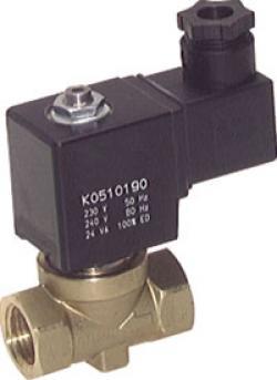 3/2 Wege-Vakuumventil - NC - direktgesteuert ohne Fremdluft - Typ Standard