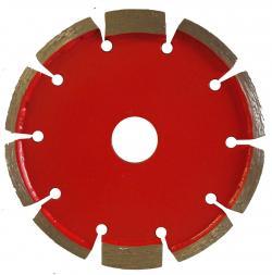 Diamant-Mörtelfugenschleifer Segmenthöhe 7 mm Trockenschnitt auf Handmaschinen