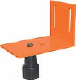 """Wall holder """"NEDO"""" - type easy - for rotating laser"""