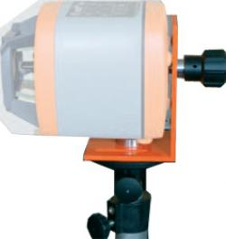 """Vertikal Holder """"NEDO"""" - skriver enkelt - för rotationslaser ECO 500 eller ECO grön 60"""