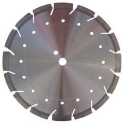 Diamanttrennscheibe - Premium plus - Beton - Ø 300 bis 450mm - Segmenthöhe 10mm