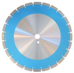 Diamanttrennscheibe - Top-plus - Beton - Ø 350mm - Segmenthöhe 14mm - für Tischs