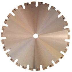 Diamanttrennscheibe Hartbrandklinker Segmenthöhe 10 mm Qualität Premium - für Ti