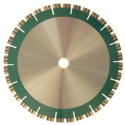 Diamanttrennscheibe Granit - Premium Segmenthöhe 9 mm für Tischsägen - Nassschni