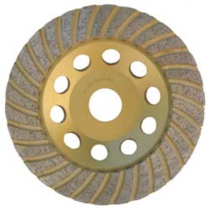 Schleiftopf Diamant Turbo - für Naturstein und Betonerzeugnisse - Qualität Premi