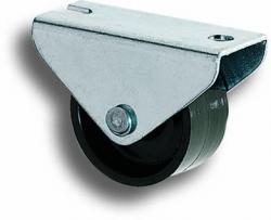 Kastenbockrollen - Rad-Ø 32 bis 50 mm - Tragfähigkeit dynamisch 40 und 50 kg - VE 20 Stk. - Preis per VE
