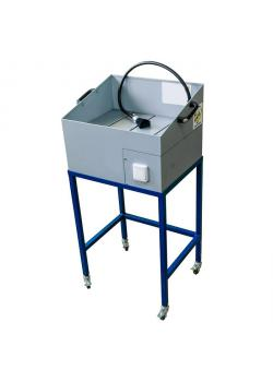 Parts Cleaning Device MST WAN 500 mobile - for parts made of metal and plastic