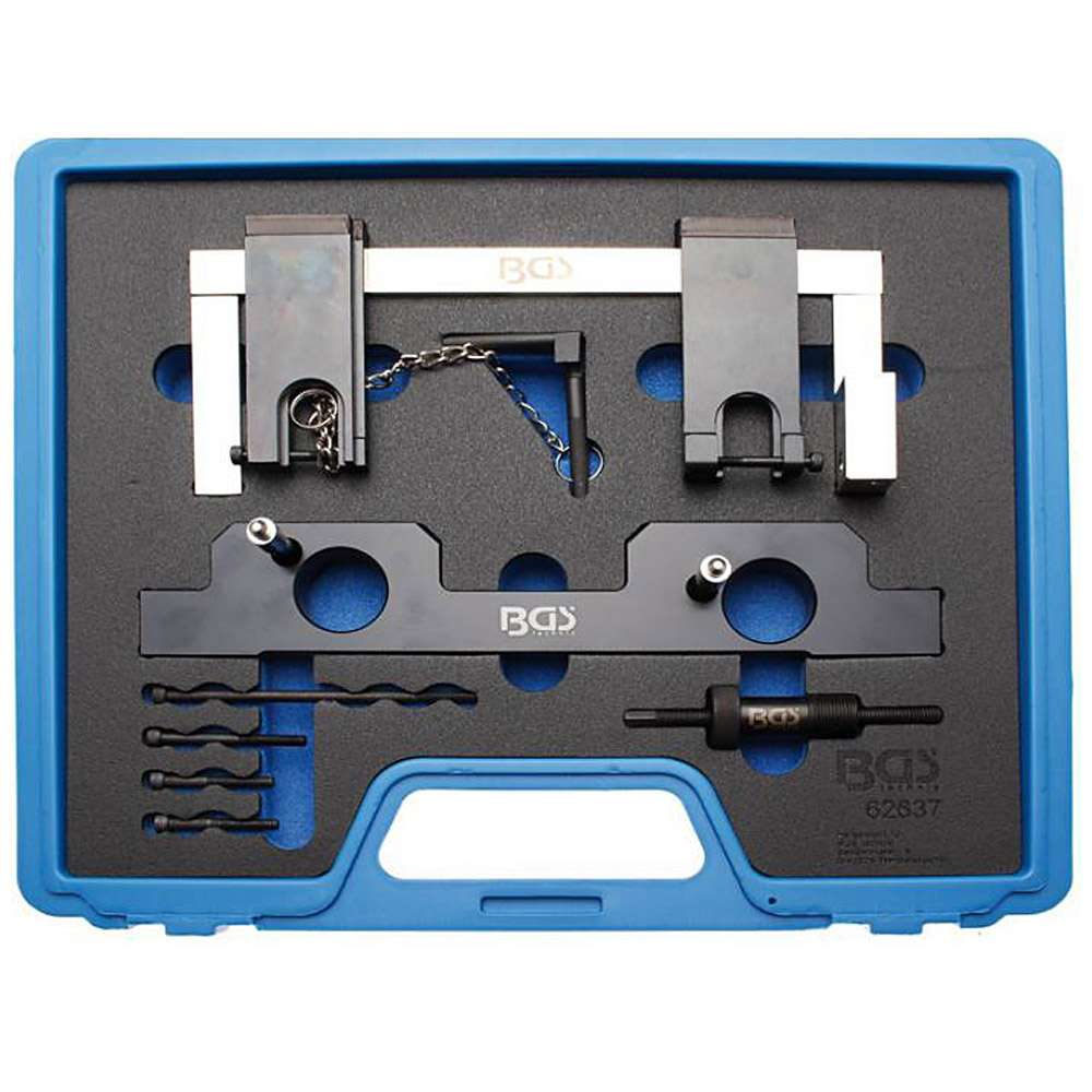Engine timing tool set - BMW N20 / N26 - 10 pcs