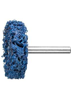 PFERD POLICLEAN-Schaftwerkzeug PCLZY PLUS - Korund A - Außen-ø 50 bis 100 mm - Schaft-ø 6 mm - VE 5 Stück - Preis per VE