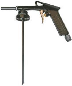 """Spray Gun - 1L pojemność - przyłącze 1/4 """"- PN 6 - Düsenrohrl 520mm. - Dla unte"""