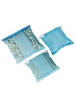 Probenbeutel SteriBag Blue - steril - flüssigkeitsdicht - Inhalt 650 ml oder 1650 ml