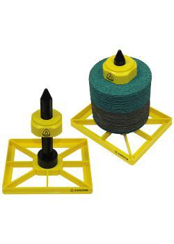 Fiberscheibenspender FS 555 - Breite 170 mm - Länge 140 mm - Höhe 196 mm