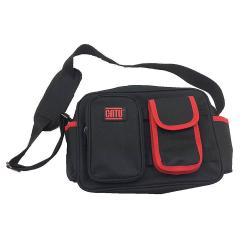 Schutztasche - CATU MO-43 - Maße 280 x 200 x 80 mm -  Tragegurt und Schulterpolster