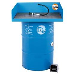 IBS-Teilereinigungsgerät Typ KP - 200 Liter Fass - Tragfähigkeit 80 kg
