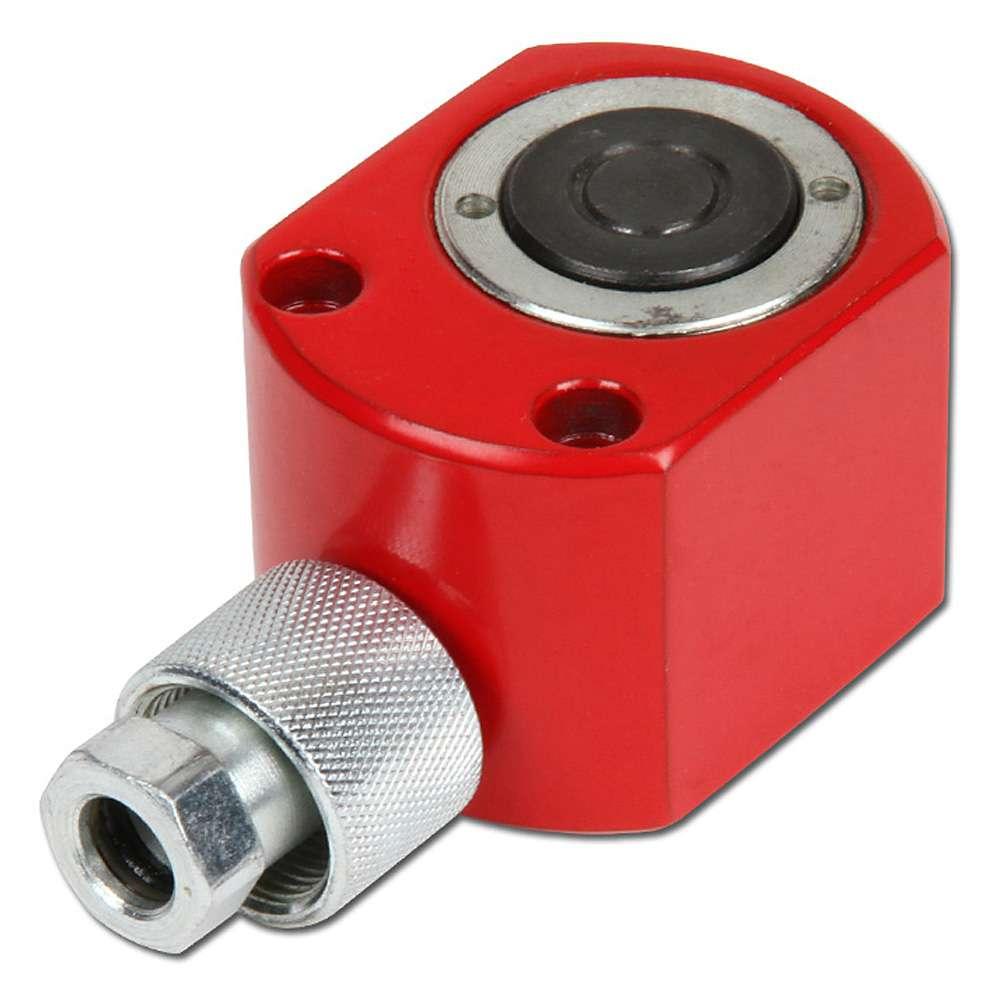 niedriger Zylinder RODAC - 1/4 Zoll - TL-Serie Tragkraft bis 30 Tonnen