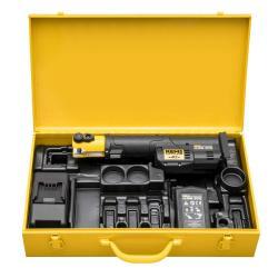 REMS Mini-Press S22V ACC Basic pack - in a sturdy steel sheet box