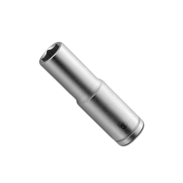 """Steckschlüssel-Einsatz SW 8 - 13mm 1/4"""" - 6kt lange Ausführung"""