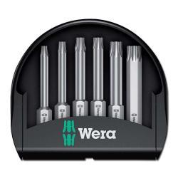 Bit-Sortiment TORX Bits Mini-Check TX 50 - zähhart - Wera