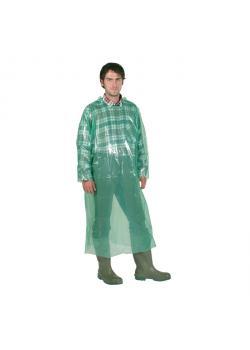 Engångsrock - Längd 135 cm - Enhet 20 delar - Pris per förpackning - grönt