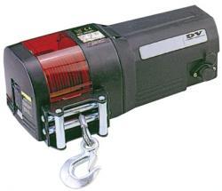 Retrieval spil - 12 V Kabellængde 15,2 m Træk kraft: 1600 daN - Type