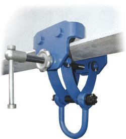 """Rouleau clamp """"PLANETA"""" - Type BR - capacité de levage max. 1,0 t - 5,0 t"""