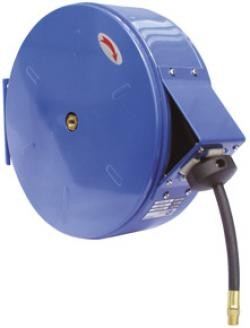 Schlauchaufroller - komplett mit Schlauch - für Wasser, Luft, Öl - Serie EN808/8
