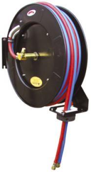 Schlauchaufroller - Serie W-808 - für Schweißarbeiten - 20 m - 20 bar