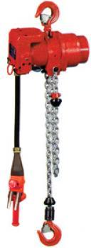 Druckluftkettenzug TCR - 0,25 t bis 25,0 t - Hubhöhe 3 m