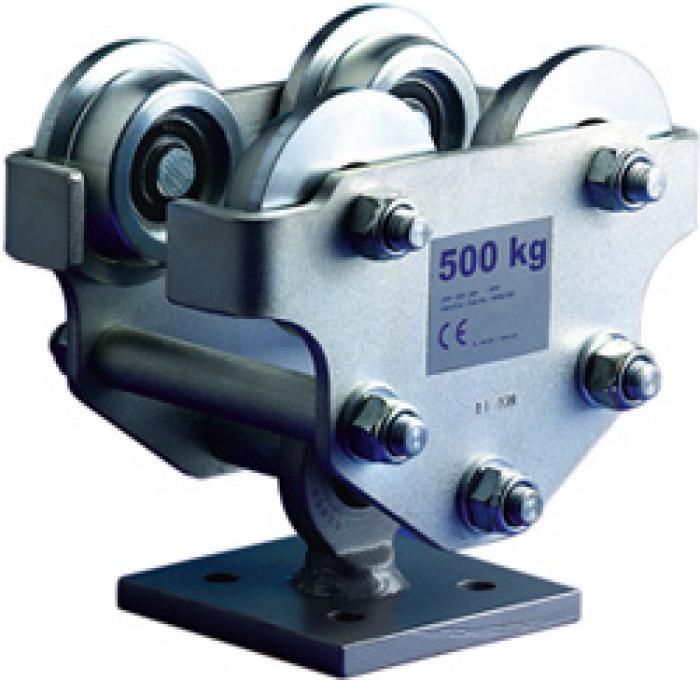 Kran-Gelenklaufkatze - Atlas - Tragfähigkeiten 1100 bis 5300 kg