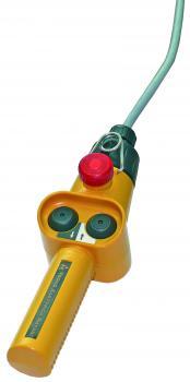 Hand kontrolknappen - for elektrisk spil Porty