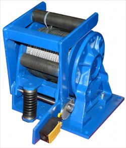 Seilandruckrolle - für Elektroseilwinde PORTY