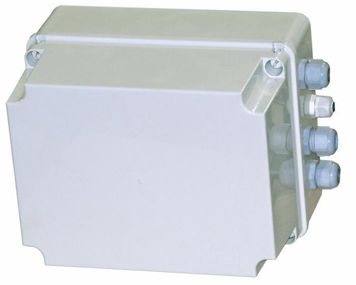 Frekvens - for elektrisk spil Porty - 3-Ph 400 V / 50 Hz